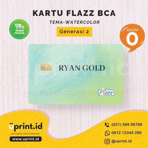 Foto Produk Kartu Flazz BCA Gen 2 | Saldo 0 | Custom Nama | FLZ036 dari Uprint.id