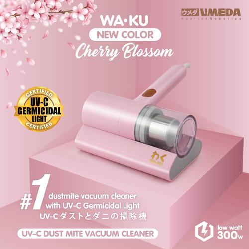 Foto Produk Umeda Waku UV-C Dustmite / Vacuum Cleaner / Vacum - Pink dari UMEDA