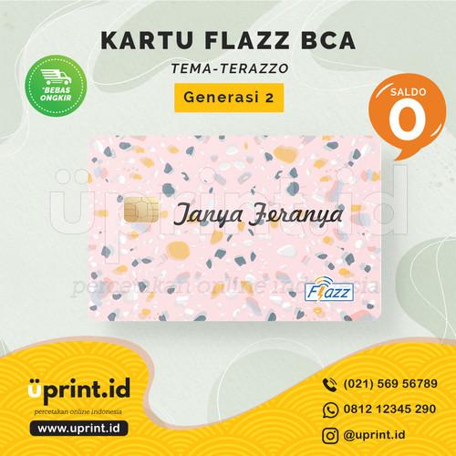 Foto Produk Kartu Flazz BCA Gen 2   Saldo 0   Custom Nama   FLZ035 dari Uprint.id