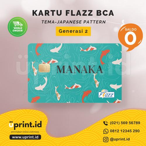 Foto Produk Kartu Flazz BCA Gen 2 | Saldo 0 | Custom Nama | FLZ046 dari Uprint.id