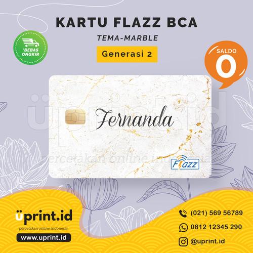 Foto Produk Kartu Flazz BCA Gen 2 | Saldo 0 | Custom Nama | FLZ015 dari Uprint.id