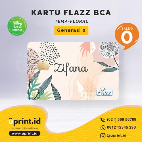 Foto Produk Kartu Flazz BCA Gen 2 | Saldo 0 | Custom Nama | FLZ019 dari Uprint.id