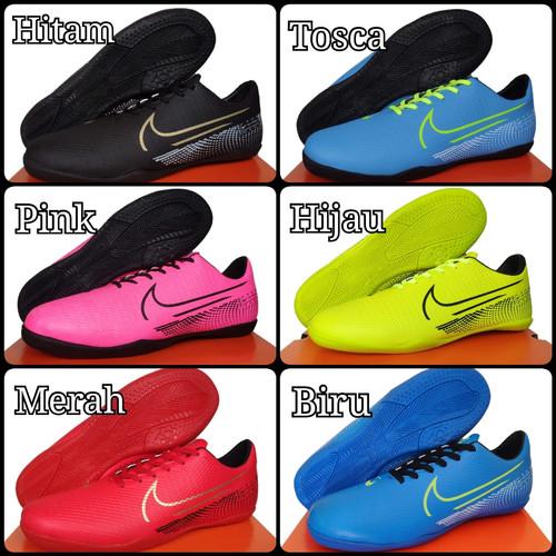 Foto Produk Sepatu Futsal Jumbo Nike Size: 44-46 - Merah, 44 dari Raffa-Sport