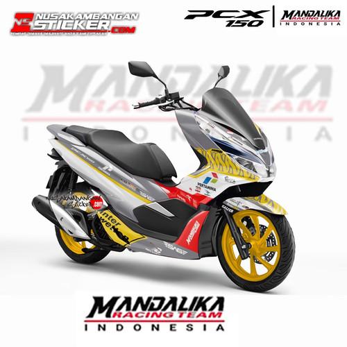 Foto Produk Stiker PCX Mandalika 03 dari Nusakambangan Sticker01
