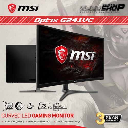 Foto Produk MSi Optix G241VC - Gaming Monitor dari GOODGAMINGM2M