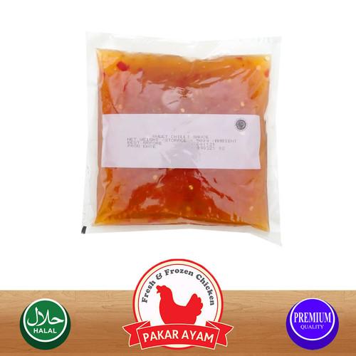 Foto Produk SAUS PEDAS MANIS / SWEET CHILI SAUCE KEMASAN 500GRAM PREMIUM QUALITY dari Pakar Ayam
