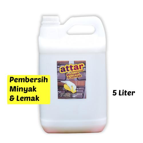Foto Produk Fat Cleaner - Pembersih Minyak dan Lemak Dapur - 5 Liter dari Tasneem