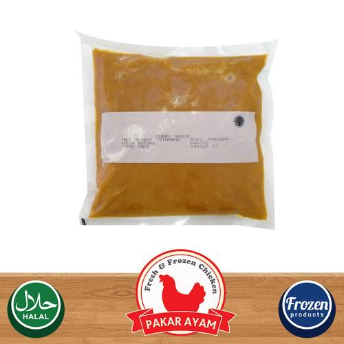Foto Produk SAUS KARI / CURRY SAUCE KEMASAN 500GR PREMIUM QUALITY dari Pakar Ayam