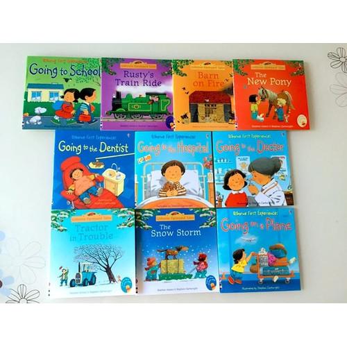 Foto Produk Bedtime story / buku cerita anak english LEVEL 2/part 2 - Tractor&Trouble dari Vangelinaa's Library