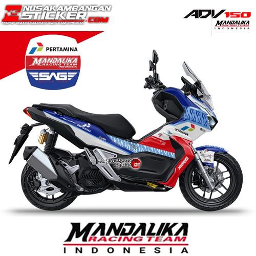 Foto Produk Stiker ADV Mandalika 01 dari Nusakambangan Sticker01