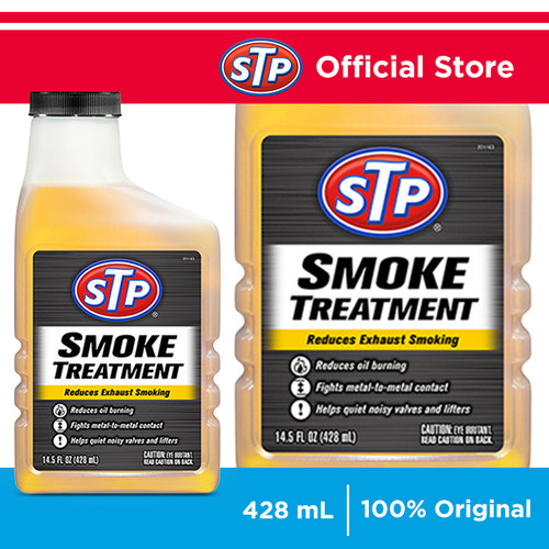 Foto Produk STP SMOKE TREATMENT 428 mL dari STP