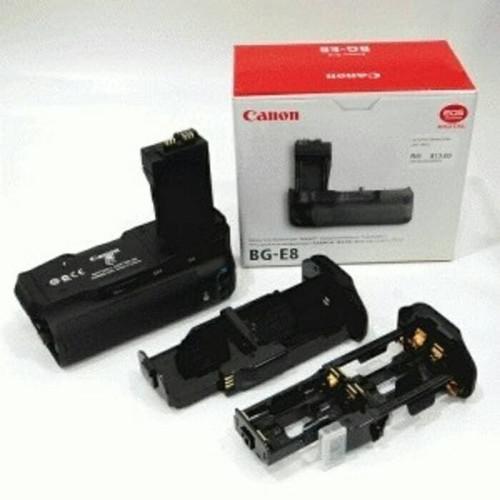 Foto Produk Battery Batere Grip Canon BG-E8 EOS 550D/600D/650D/650D/700D dari MY_STORE