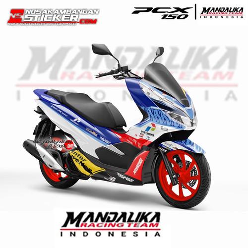Foto Produk Stiker PCX Mandalika 01 dari Nusakambangan Sticker01