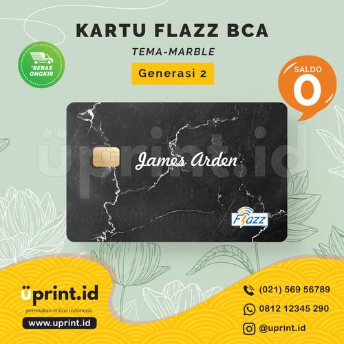 Foto Produk Kartu Flazz BCA Gen 2   Saldo 0   Custom Nama   FLZ014 dari Uprint.id
