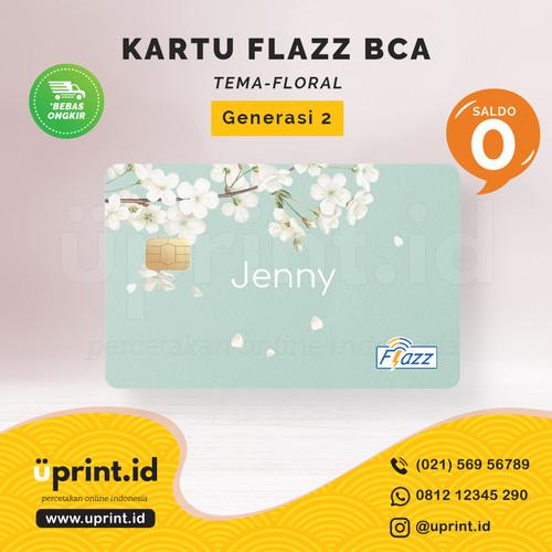 Foto Produk Kartu Flazz BCA Gen 2 | Saldo 0 | Custom Nama | FLZ016 dari Uprint.id