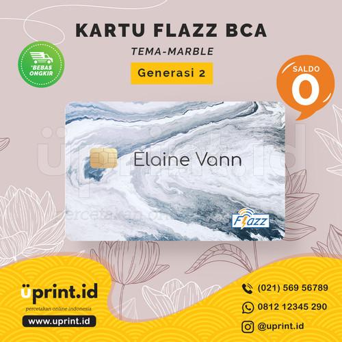 Foto Produk Kartu Flazz BCA Gen 2 | Saldo 0 | Custom Nama | FLZ011 dari Uprint.id