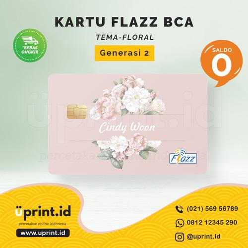 Foto Produk Kartu Flazz BCA Gen 2   Saldo 0   Custom Nama   FLZ018 dari Uprint.id