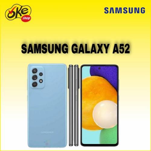 Foto Produk Samsung Galaxy A52 Smartphone (8/256GB) - White dari OKESHOP