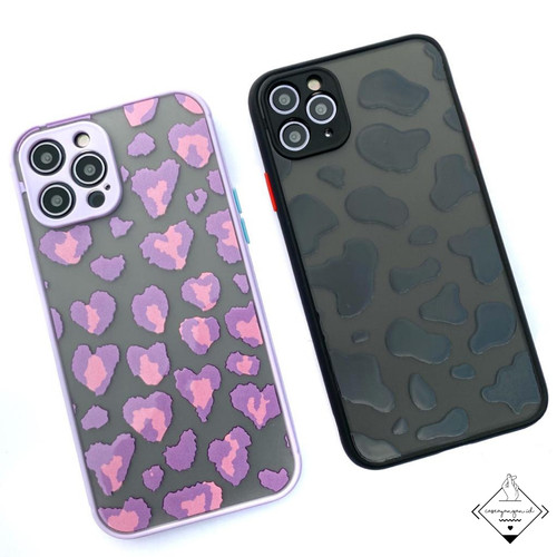 Foto Produk Animal 3D Case 6 6s 7 Plus 8 SE 2020 X XS XR 11 PRO MAX Casing Cute - LEOPARD PURPLE, 6 PLUS 6S PLUS dari Caseayangan ID