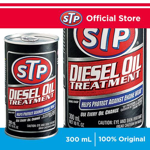 Foto Produk STP DIESEL OIL TREATMENT 300 mL dari STP