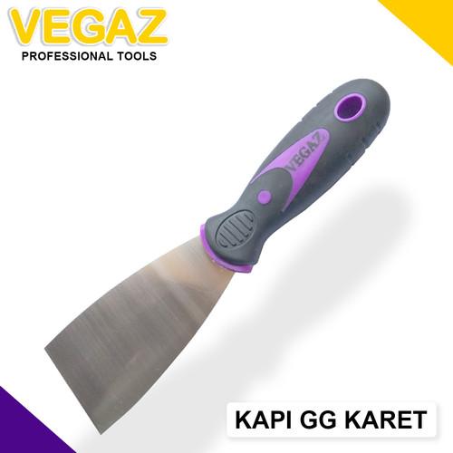 Foto Produk VEGAZ - Kapi / Scraper Gagang Karet dari Vegaz-Tools