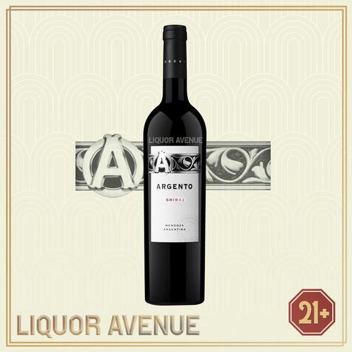 Foto Produk Argento Shiraz Mendoza Argentina Wine 750ml dari Liquor_Avenue