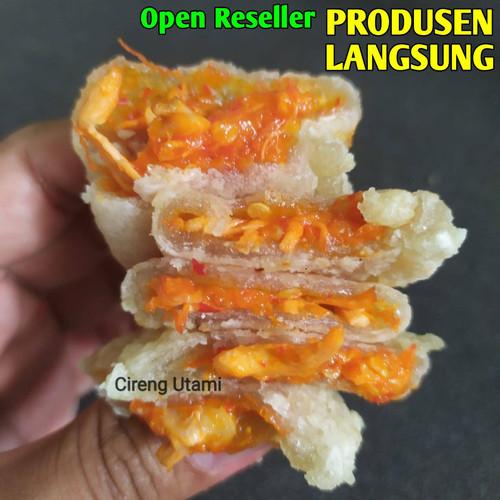 Foto Produk Cireng Mercon Isi Ayam Suwir Utami - Isi 10 dari Pengisi Perut