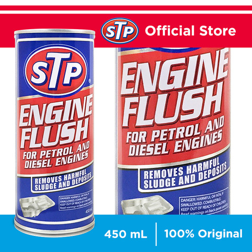 Foto Produk STP ENGINE FLUSH 450 mL dari STP