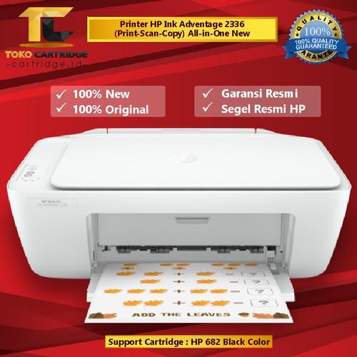 Foto Produk Printer HP DeskJet Ink Advantage 2335 2336 2337 2135 Print Scan Copy - HP 2336 dari TokoCartridgeOnline