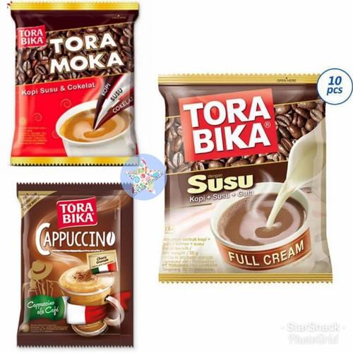 Foto Produk Torabika Susu/Moka/Cappucino Renceng isi 10sachet - Susu dari Star Snack