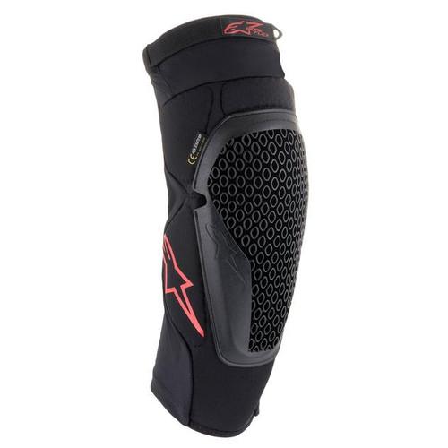 Foto Produk Alpinestars Bionic Flex Knee Protector - Black Red S/M dari Thrill Bitz