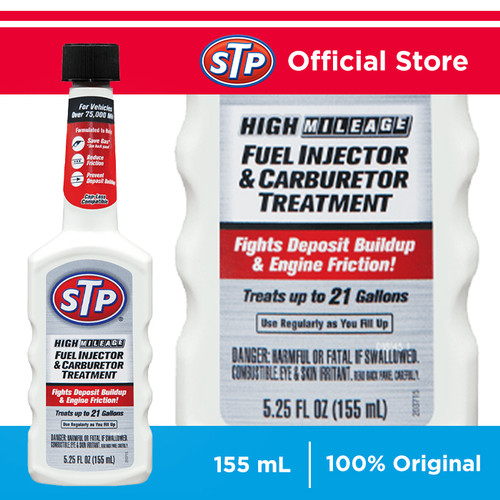 Foto Produk STP FUEL INJECTOR TREATMENT AND UPPER CYLINDER LUBRICANT 155 mL dari STP