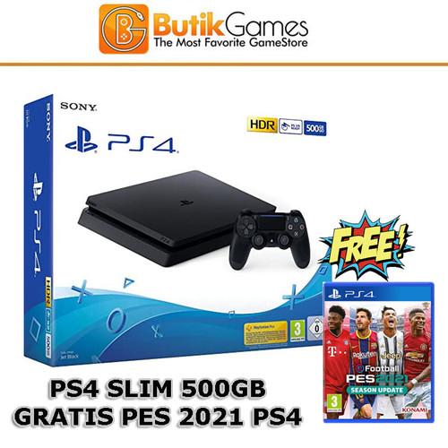 Foto Produk Sony PS4 Slim Playstation 4 Slim 500GB CUH-2006A B01 dari Butikgames