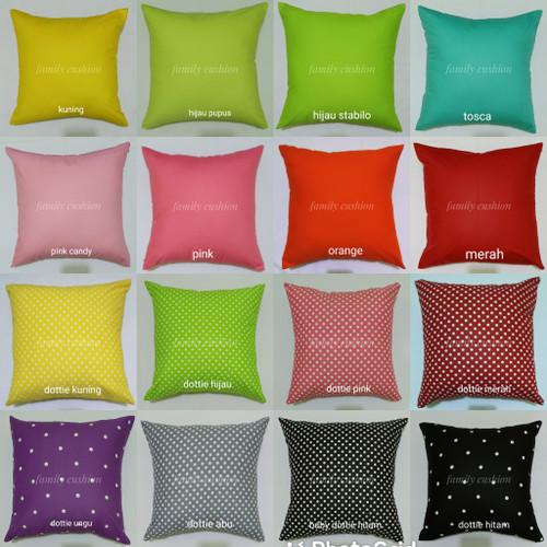 Foto Produk sarung bantal sofa 50x50 dari family.cushion