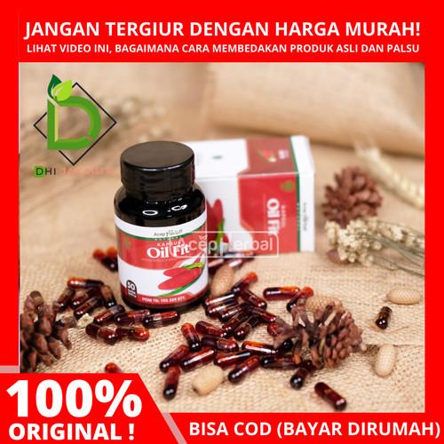 Foto Produk Obat Benjolan, Kelenjar, Lipoma, Kista, Tumor, Kanker - Oil Fit dari Devi Herbal Indonesia