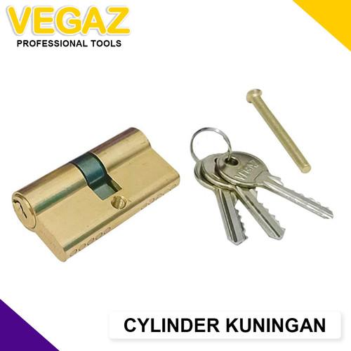 Foto Produk VEGAZ - Cylinder / Silinder Kunci Kuningan dari Vegaz-Tools