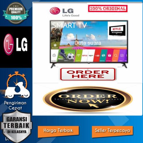 Foto Produk TV LED LG 32 Inch 32LM570BPTC Digital Smart TV Full HD Garansi Resmi dari Duta suara elektronik.