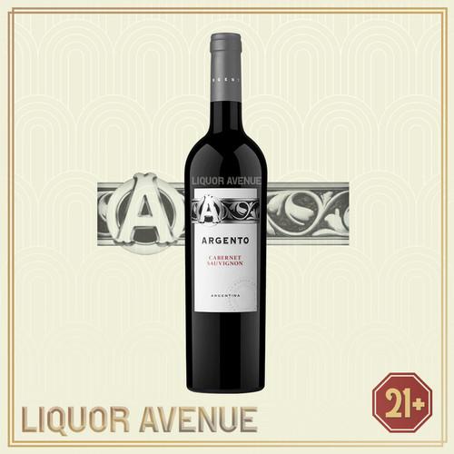 Foto Produk Argento Cabernet Sauvignon Mendoza Argentina Wine 750ml dari Liquor_Avenue
