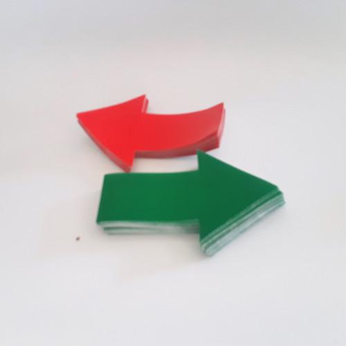 Foto Produk Stiker Panah untuk Anak Tangga (berbahan vinyl) dari Syafana