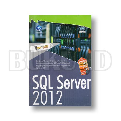 Foto Produk Buku ShortCourse Series: SQL Server 2012 dari Buku ID