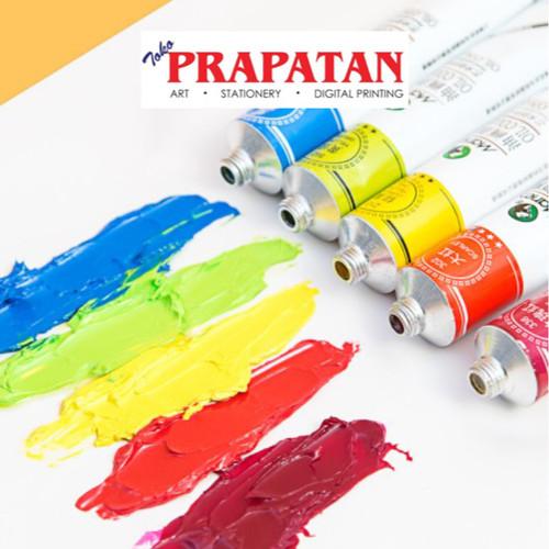 Foto Produk Cat Minyak Maries / Oil Paint 50 ml - Yellow Pale dari Toko Prapatan-alat lukis