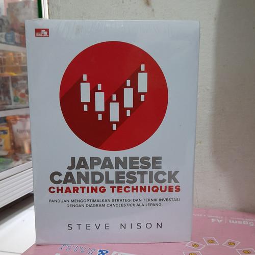 Foto Produk Japanese candlestick charting techniques dari R&A_digitalprinting