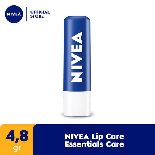 Foto Produk NIVEA Lip Care Essential Care 4.8gr dari NIVEA Official