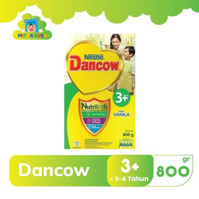 Foto Produk Dancow 3+ Vanila 800 gr dari mitrasusu