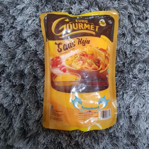 Foto Produk SAUS KEJU Euro Gourmet 500gr / Cheese Sauce / Saus Salad / Saos dari berkah terang