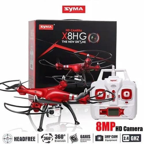 Foto Produk Syma X8HG Professional Drone With 8MP HD Camera Altitude Hold dari TokoUsbcom