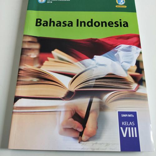Foto Produk Buku Bahasa Indonesia Kelas 8 SMP Revisi 2017 dari Gerai Buku Sekolah
