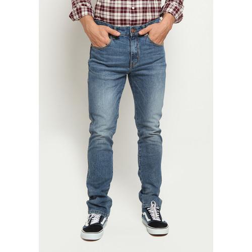 Foto Produk Wrangler Jeans Spencer SPENCSM7BP02P20 Dark Blue - 27 dari Wrangler Indonesia