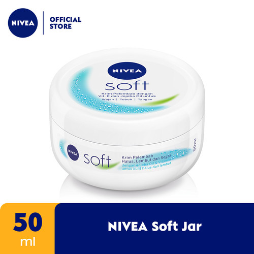 Foto Produk NIVEA Soft Jar 50ml dari NIVEA Official