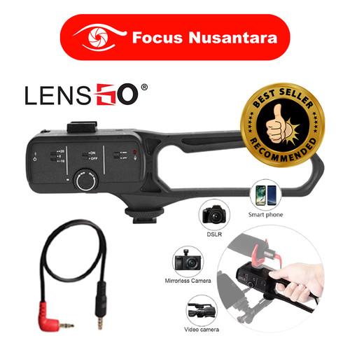 Foto Produk LENSGO Audio Adapter D1L dari Focus Nusantara